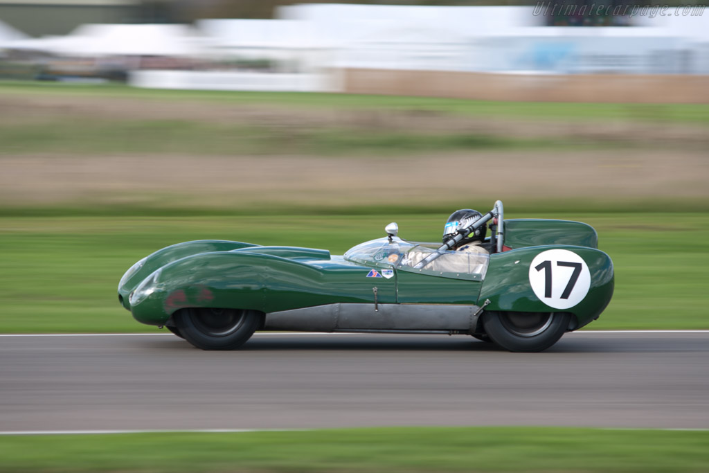 Lotus 15 Climax (Chassis 623/3 - 2010 Goodwood Revival) High Resolution Image