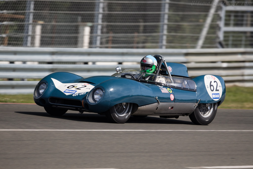 Lotus 15 Climax - Chassis: 627/3   - 2016 Le Mans Classic