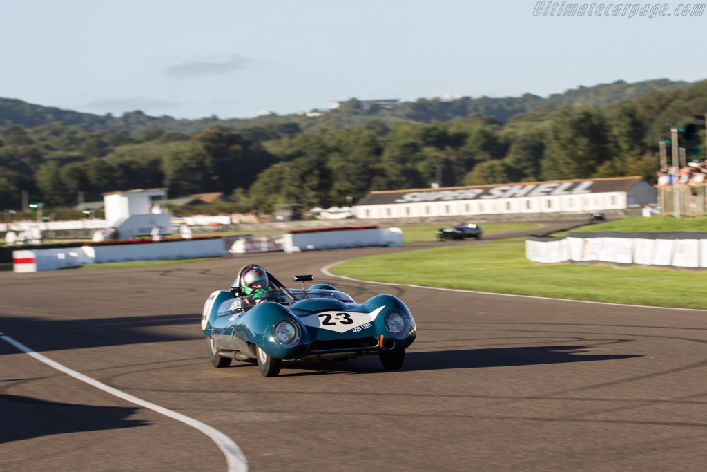 Lotus 15 Climax - Chassis: 627/3   - 2016 Goodwood Revival