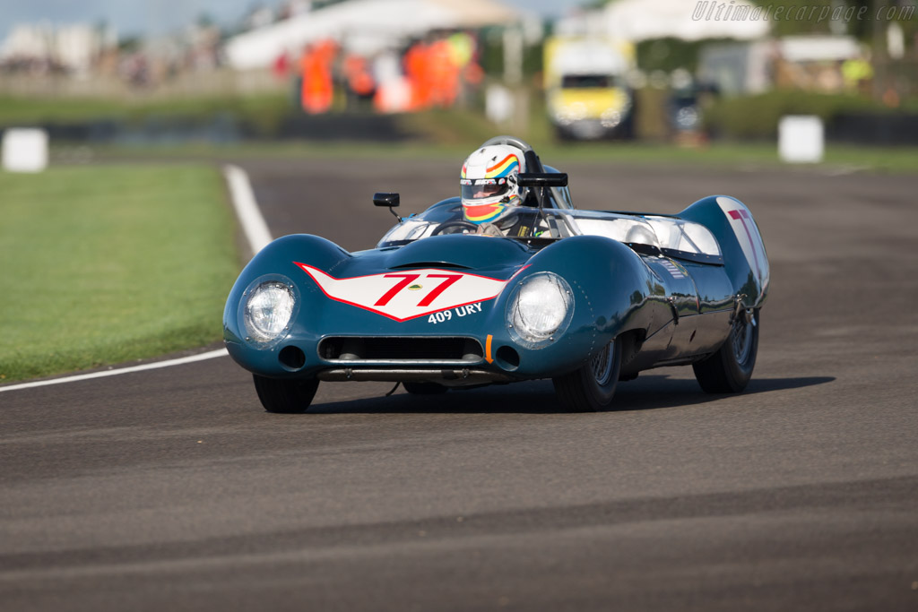 Lotus 15 Climax - Chassis: 627/3  - 2017 Goodwood Revival