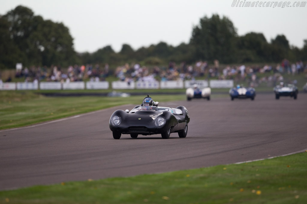 Lotus 15 Climax - Chassis: 609  - 2016 Goodwood Revival