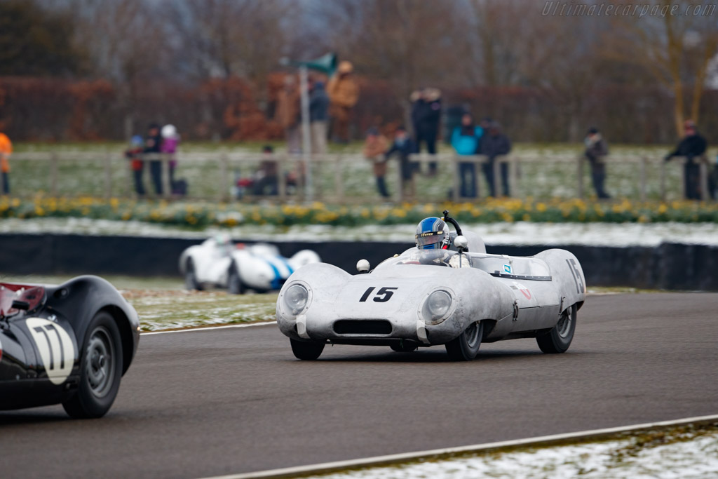 Lotus 15 Climax - Chassis: 609  - 2018 Goodwood Members' Meeting
