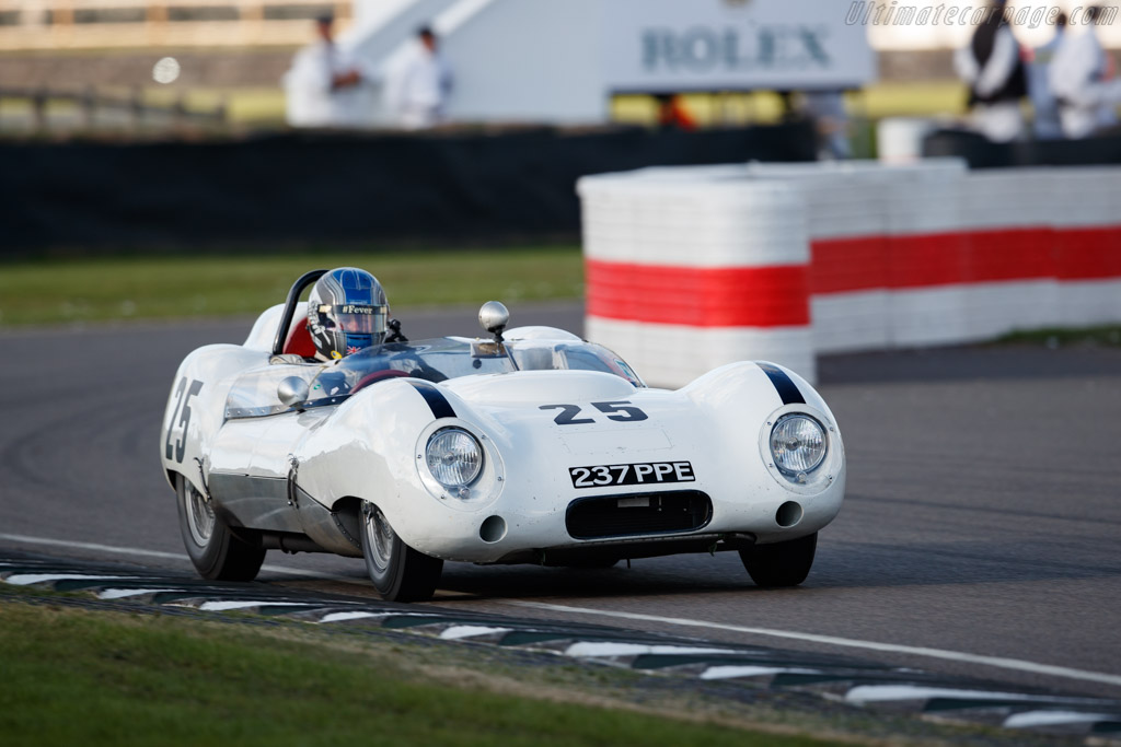 Lotus 15 Climax - Chassis: 609  - 2018 Goodwood Revival