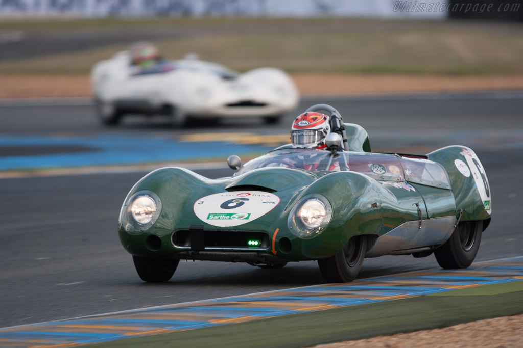 Lotus 15 Climax - Chassis: 623/3   - 2012 Le Mans Classic