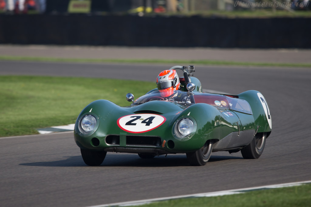 Lotus 15 Climax - Chassis: 623/3  - 2014 Goodwood Revival