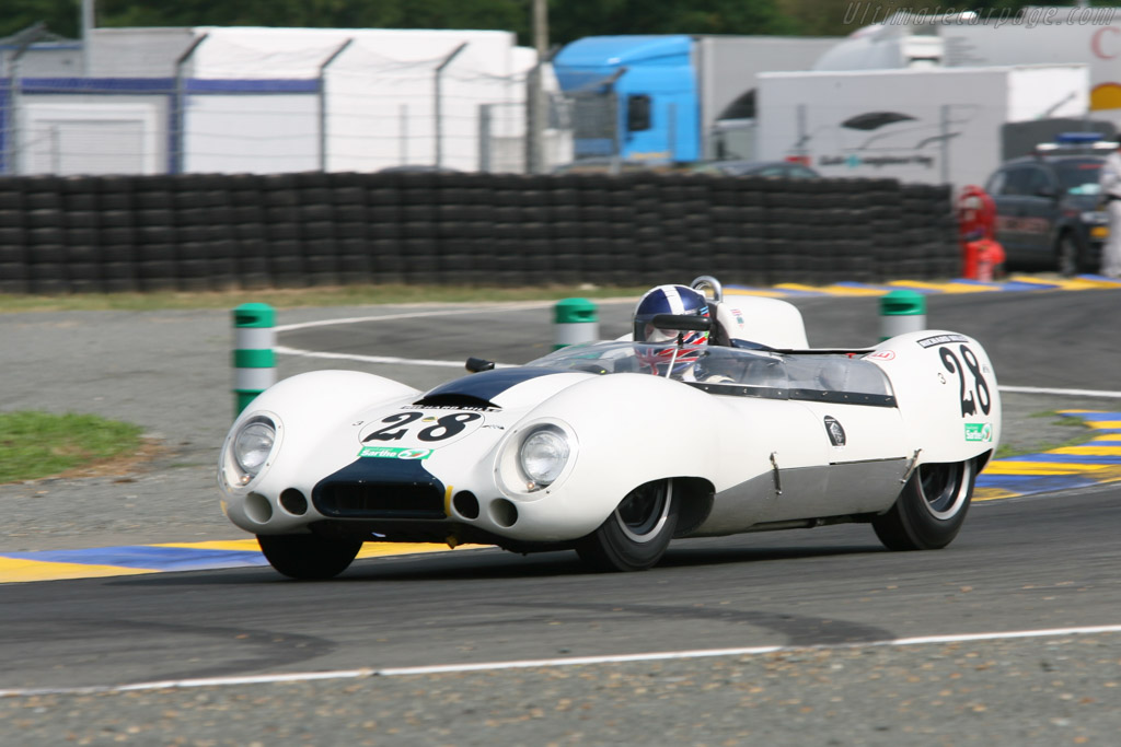Lotus 15 Climax - Chassis: 618/3   - 2006 Le Mans Classic