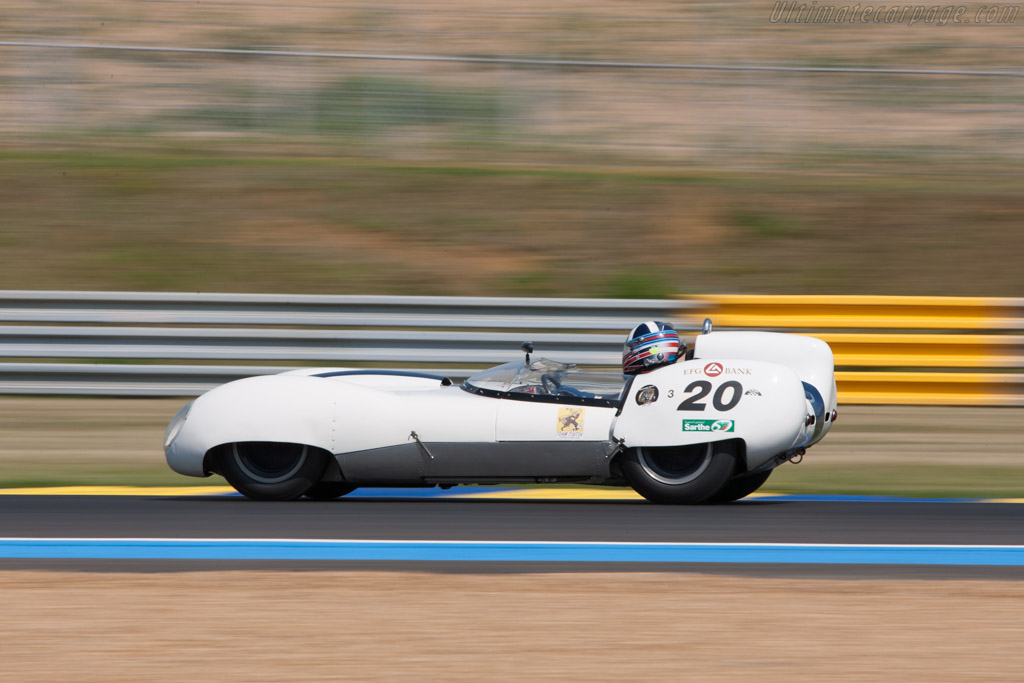 Lotus 15 Climax - Chassis: 618/3  - 2010 Le Mans Classic