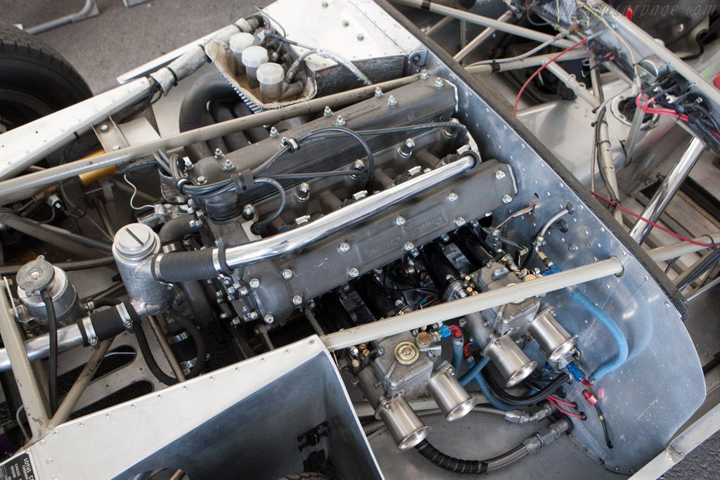 Lotus 15 Climax - Chassis: 618/3  - 2012 Le Mans Classic