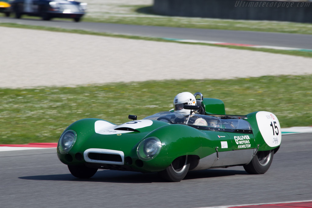 Lotus 15 Climax - Chassis: 618/3   - 2014 Mugello Classic