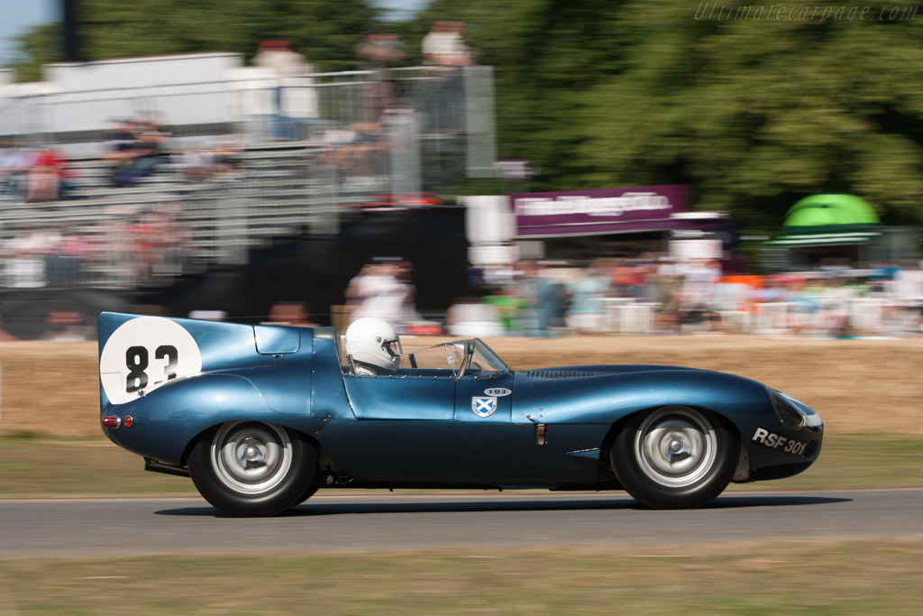 Jaguar D-Type Works Long Nose - Chassis: XKD 606   - 2009 Goodwood Festival of Speed