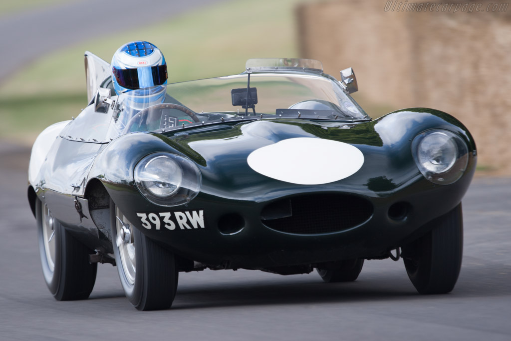Jaguar D-Type Works Long Nose - Chassis: XKD 605  - 2009 Goodwood Festival of Speed