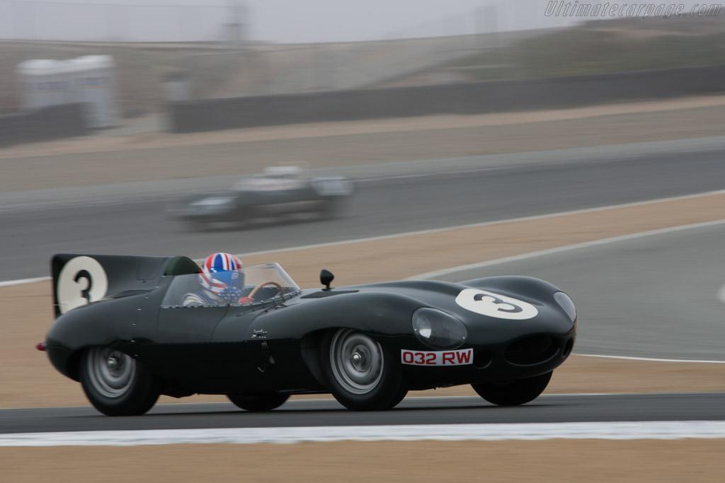 Jaguar D-Type Works Long Nose - Chassis: XKD 604   - 2011 Monterey Motorsports Reunion