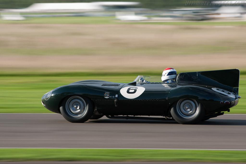 Jaguar D-Type Works Long Nose - Chassis: XKD 505  - 2010 Goodwood Revival