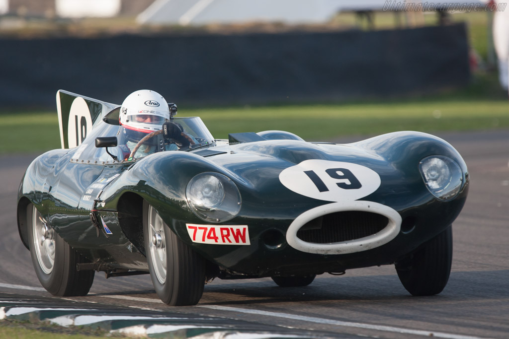 Jaguar D-Type Works Long Nose - Chassis: XKD 505   - 2012 Goodwood Revival