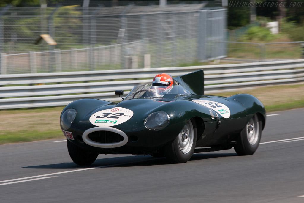 Jaguar D-Type Works Long Nose - Chassis: XKD 505   - 2010 Le Mans Classic