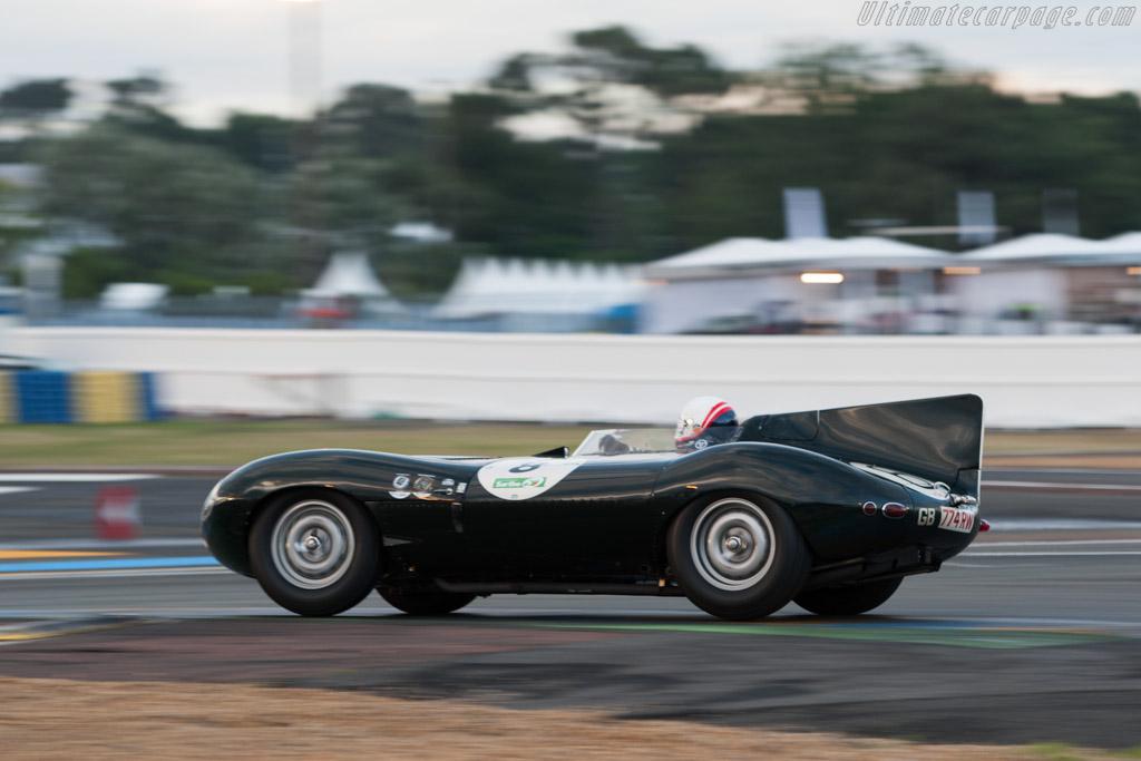 Jaguar D-Type Works Long Nose - Chassis: XKD 505   - 2012 Le Mans Classic