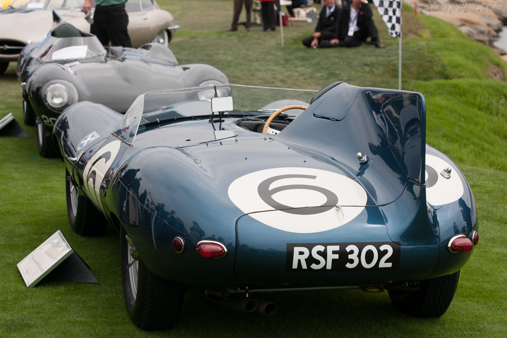 Jaguar D-Type Works Long Nose - Chassis: XKD 504   - 2010 Pebble Beach Concours d'Elegance