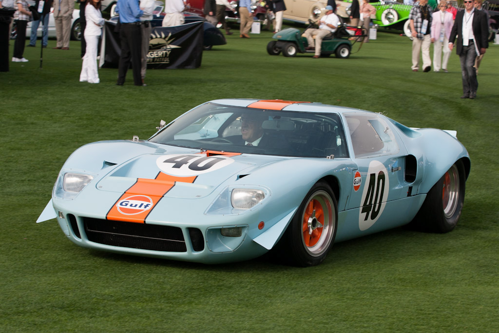 Ford GT40 Mk I Gulf - Chassis: GT40P/1074   - 2009 Amelia Island Concours d'Elegance