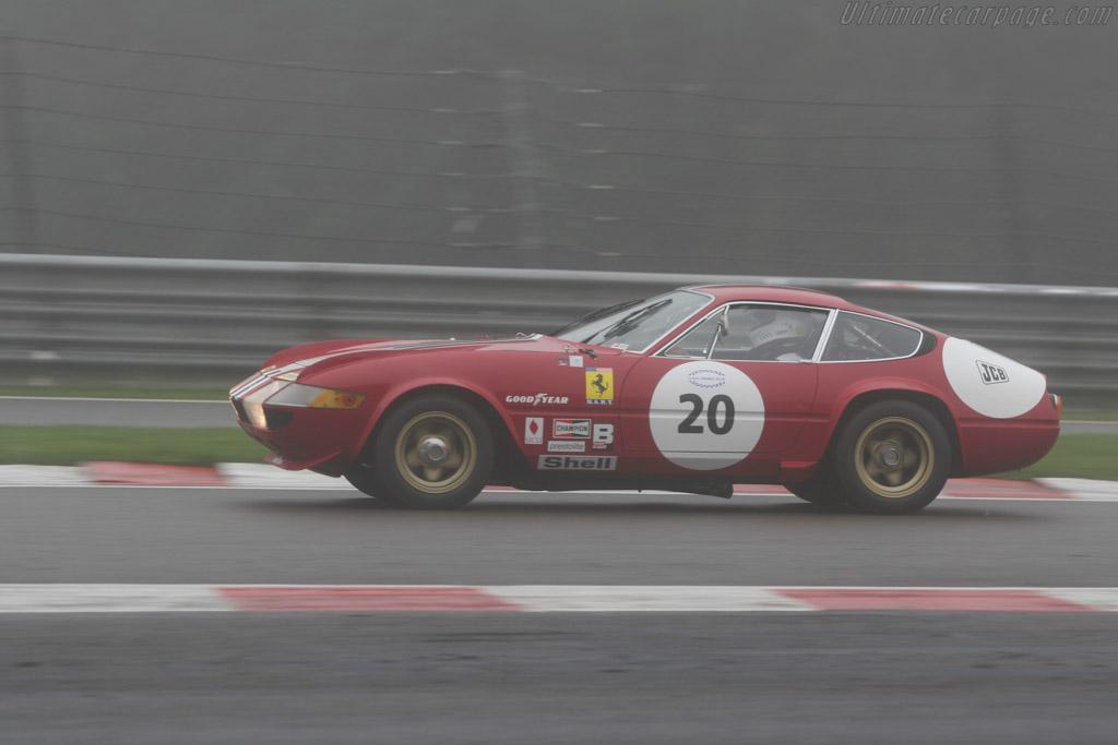 Ferrari 365 GTB/4 Daytona Competizione S1 - Chassis: 14885   - 2005 Le Mans Endurance Series Spa 1000 km