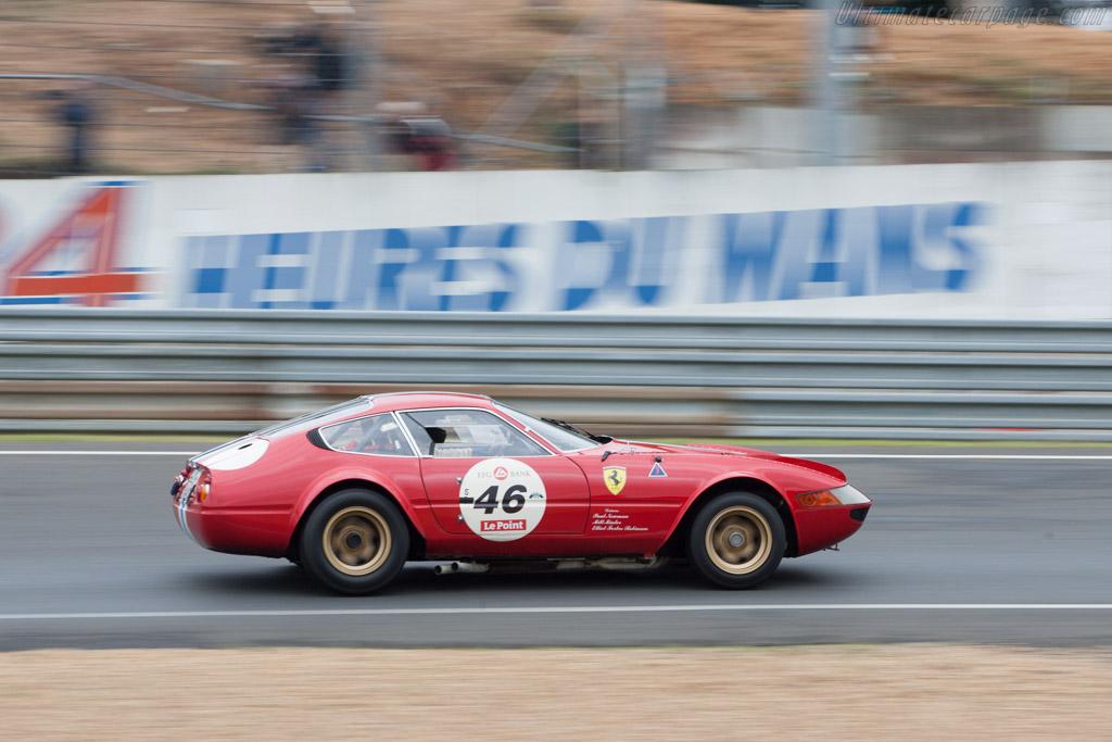 Ferrari 365 GTB/4 Daytona Competizione S1 - Chassis: 14437   - 2012 Le Mans Classic