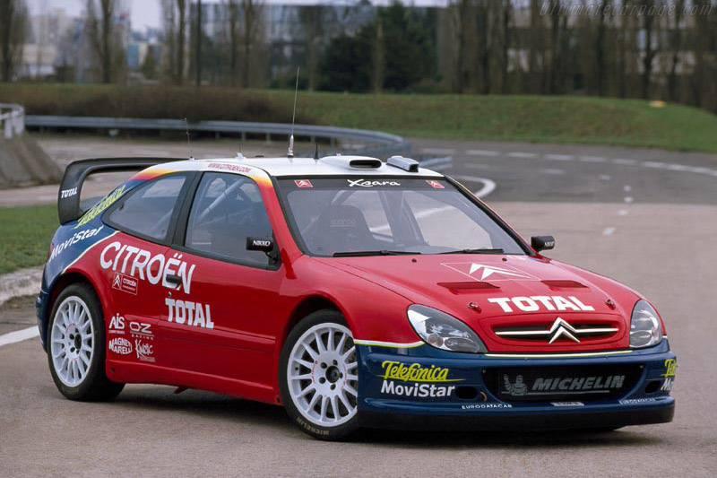 Click here to open the Citroën Xsara T4 WRC gallery