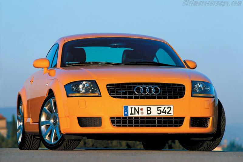 Audi Tt 3 2 Quattro Coupe