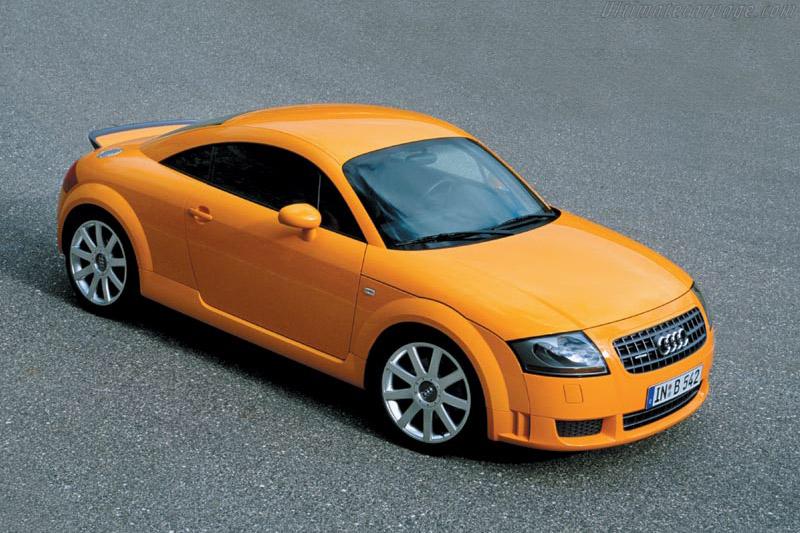 Audi TT 3.2 Quattro Coupe