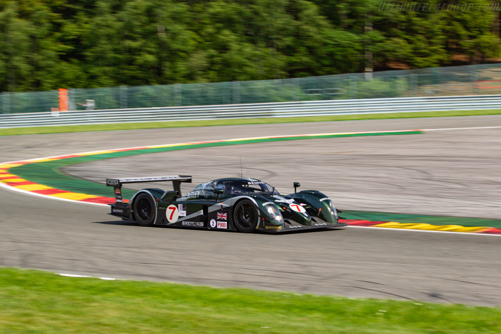 Bentley Speed 8 - Chassis: 004/1   - 2018 Spa Classic