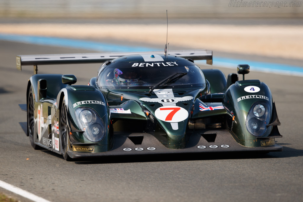Bentley Speed 8 - Chassis: 004/1   - 2018 Le Mans Classic