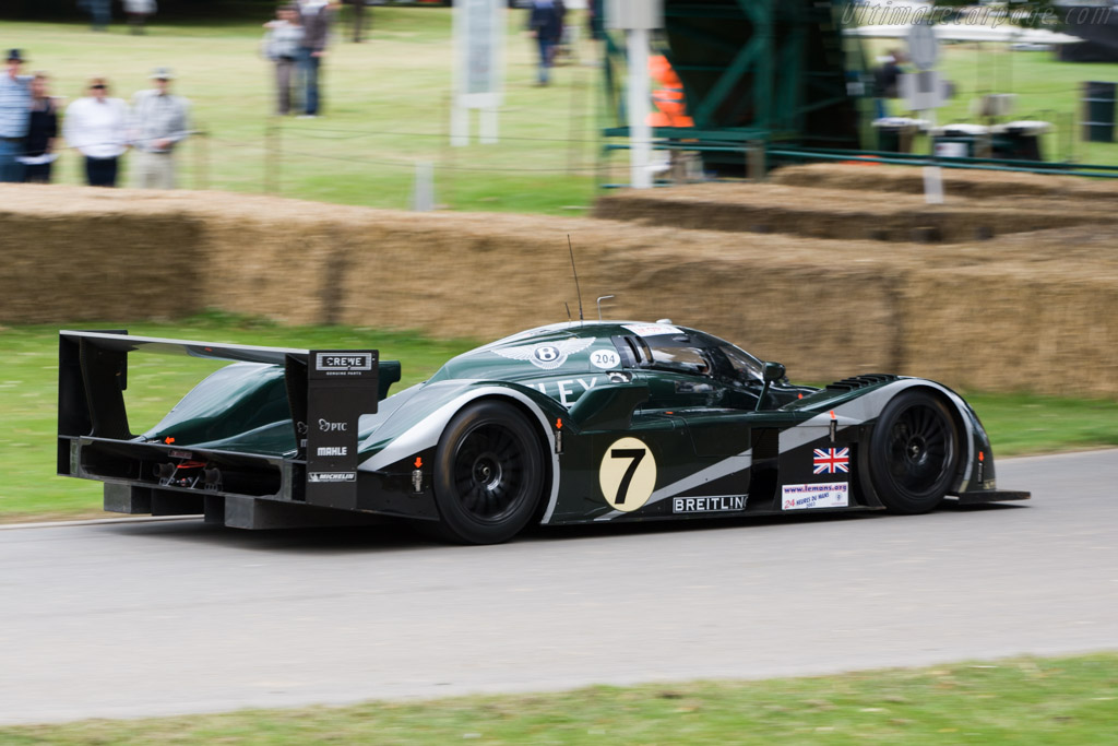 Bentley Speed 8 - Chassis: 004/5   - 2008 Goodwood Festival of Speed