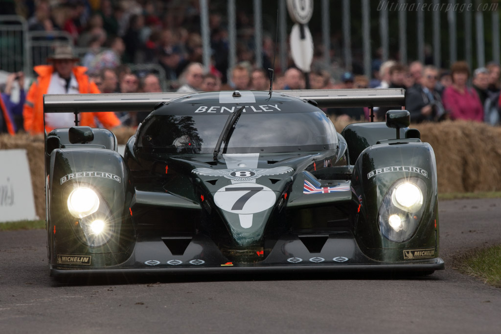 Bentley Speed 8 - Chassis: 004/5   - 2012 Goodwood Festival of Speed