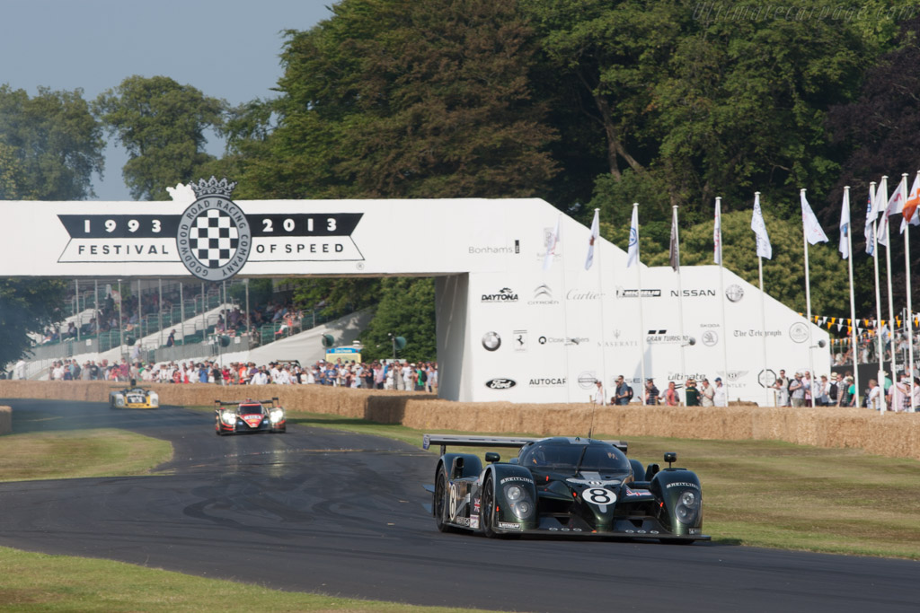 Bentley Speed 8 - Chassis: 004/3   - 2013 Goodwood Festival of Speed