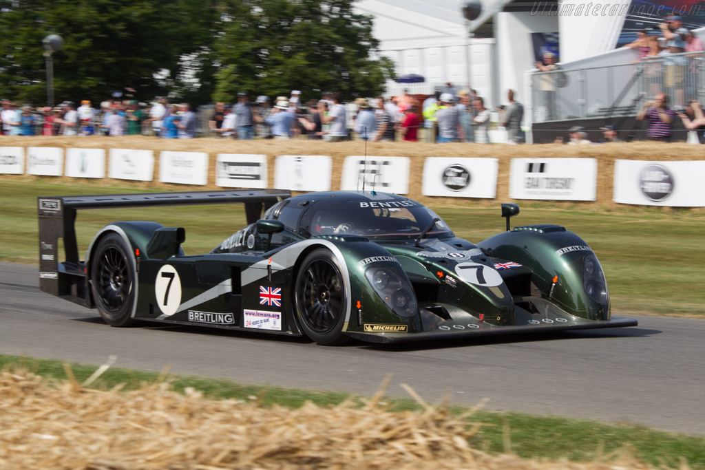 Bentley Speed 8 - Chassis: 004/1   - 2013 Goodwood Festival of Speed