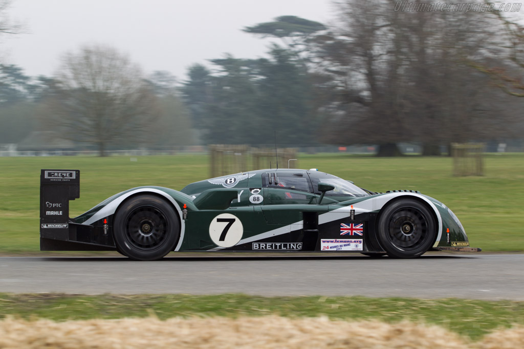 Bentley Speed 8 - Chassis: 004/1   - 2013 Goodwood Preview