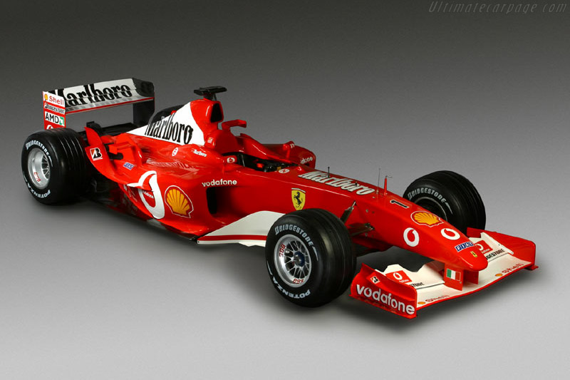 Click here to open the Ferrari F2003-GA gallery
