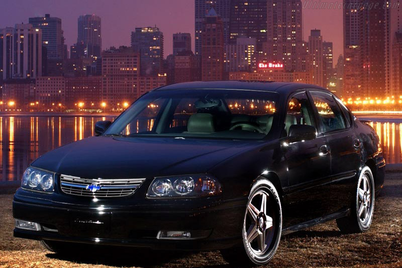 2004 Chevrolet Impala Ss Images Specifications And