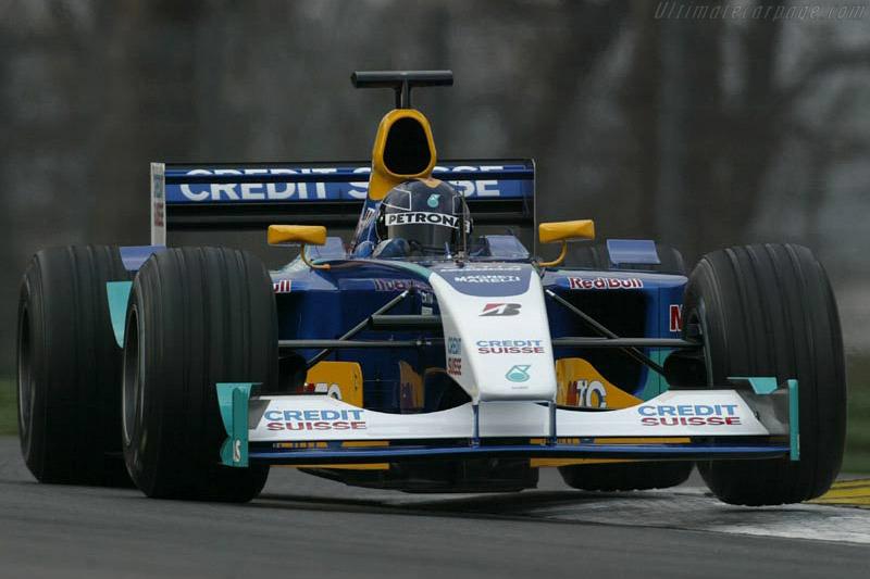 Sauber C22 Petronas
