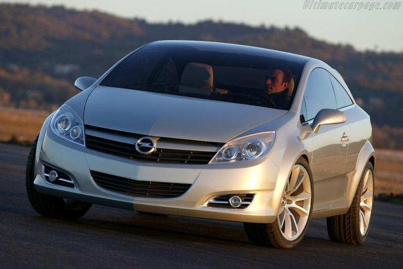 Opel GTC Geneve