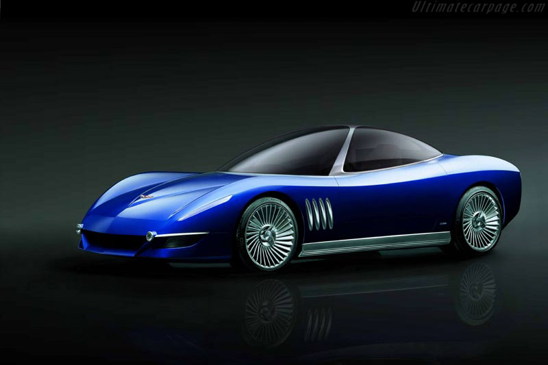Click here to open the Chevrolet Moray Italdesign Coupe gallery