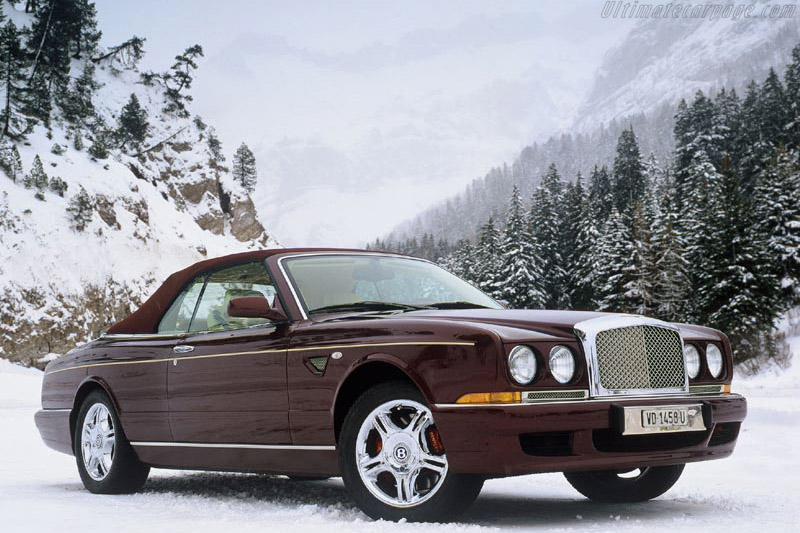 Click here to open the Bentley Azure Final Series gallery