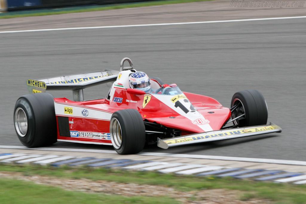 Ferrari 312 T3 - Chassis: 035   - 2005 Silverstone Classic