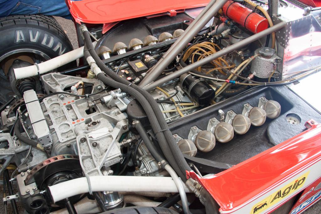 Ferrari 312 T3 - Chassis: 034   - 2012 Goodwood Festival of Speed