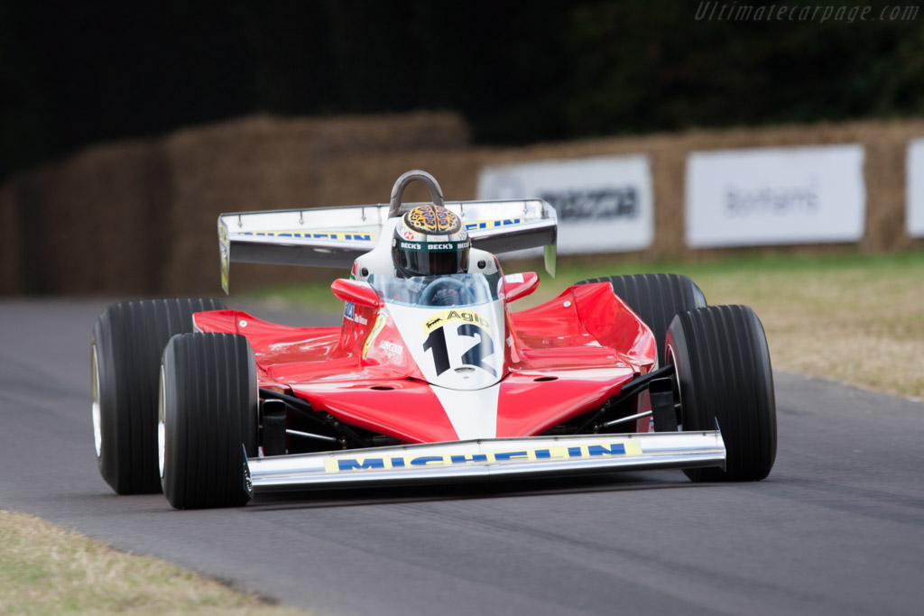 1978 Ferrari 312 T3 - Images, Specifications and Information