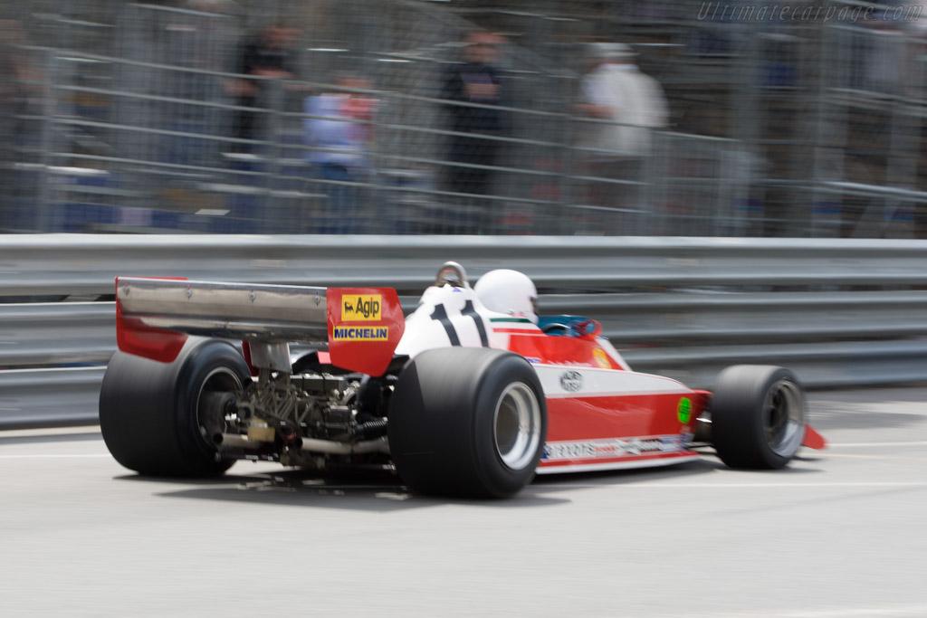 Ferrari 312 T3 - Chassis: 032   - 2008 Monaco Historic Grand Prix
