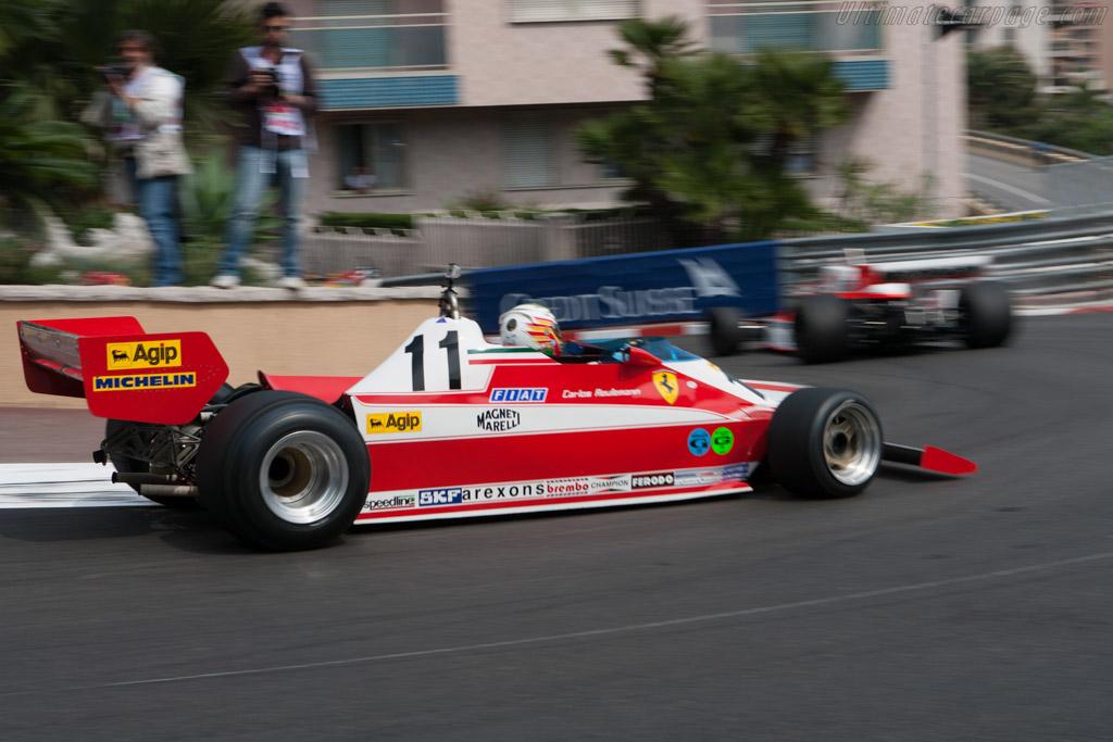 Ferrari 312 T3 - Chassis: 032   - 2010 Monaco Historic Grand Prix