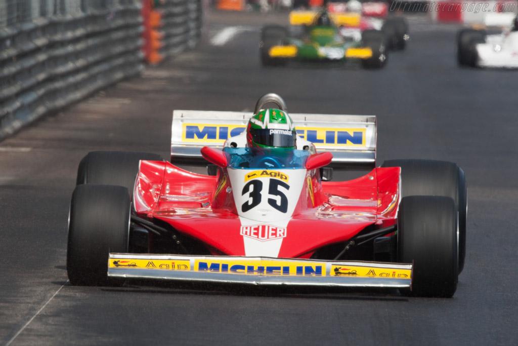 Ferrari 312 T3 - Chassis: 032   - 2012 Monaco Historic Grand Prix