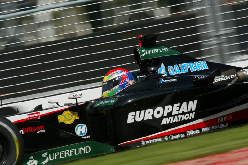 Minardi PS03 Cosworth