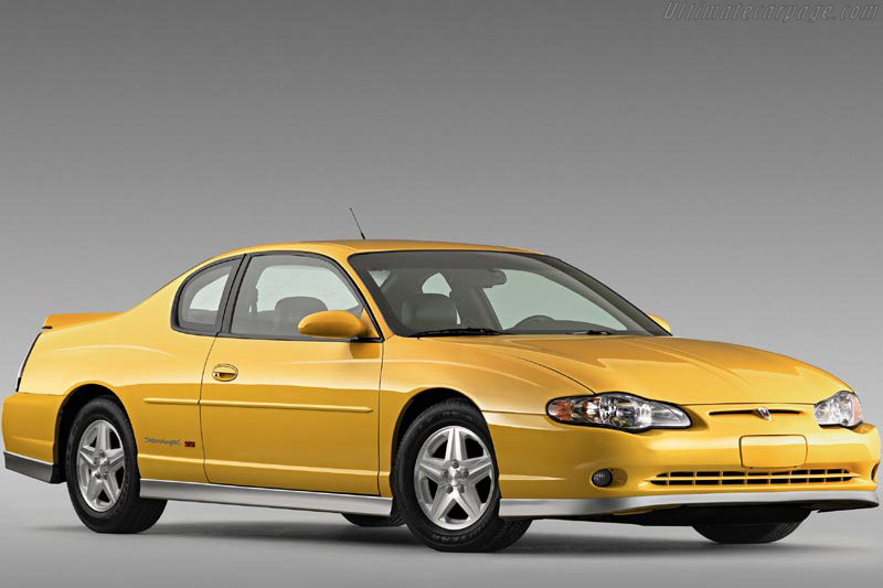 2004 Chevrolet Monte Carlo SS - Images, Specifications and ...