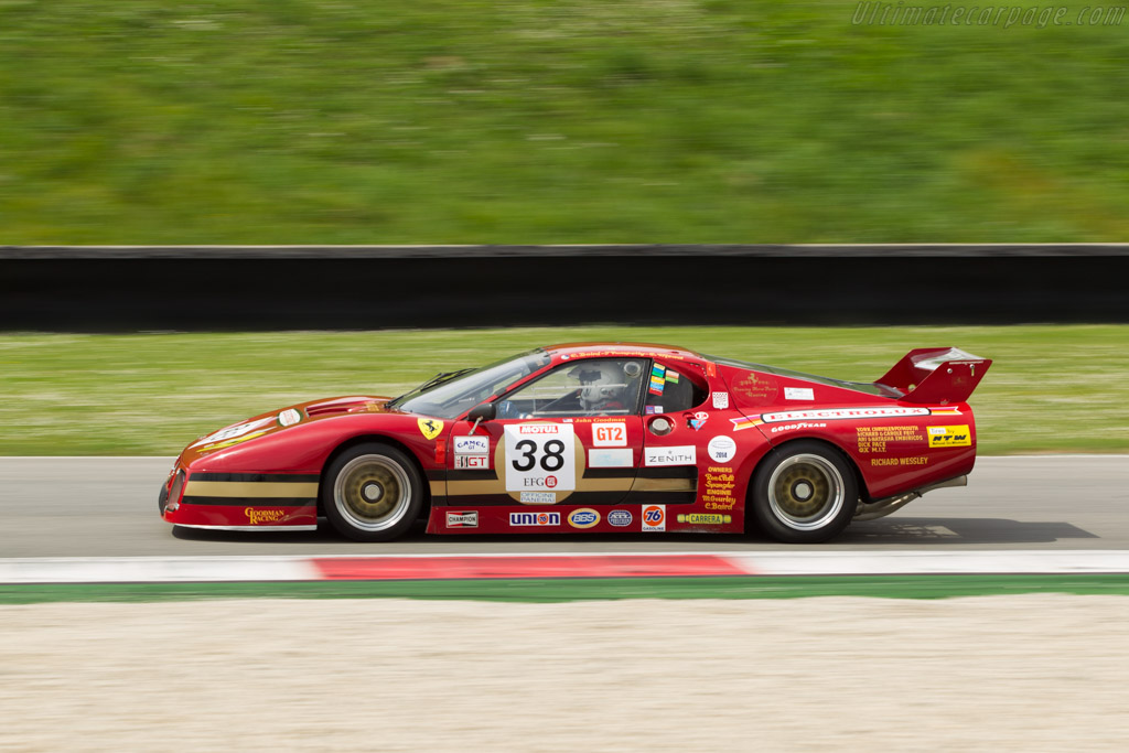 Ferrari 512 BB LM - Chassis: 34445   - 2014 Mugello Classic
