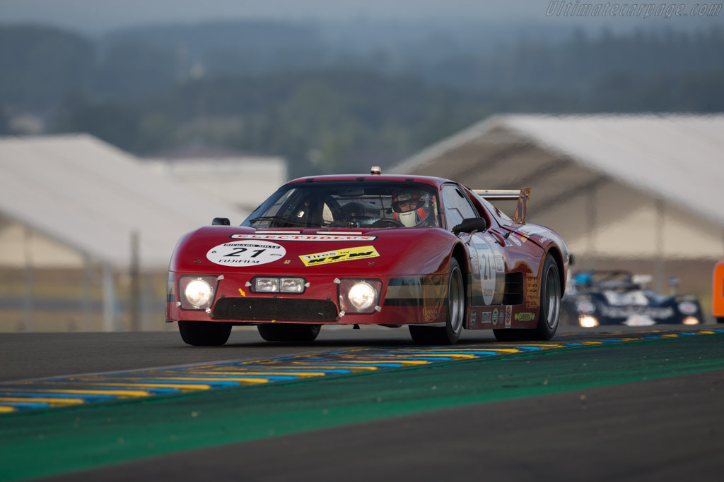 Ferrari 512 BB LM - Chassis: 34445   - 2016 Le Mans Classic
